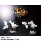 Nプロジェクト Newキャリパーサポート(シルバー) CB400SF CBR600F New CB750