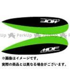 MDF KSR50/80/110 全年式 グラフィックキット アタッカーモデル グリーンタイプ タイプ:フロントフェンダーセット KSR50/80/…