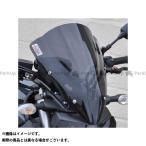 Skidmarx ウィンドスクリーン ダブルバブルタイプ カラー:ブラック MT-09