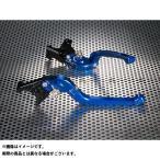 【特価品】U-KANAYA YZF-R25 YZF-R3 レバー Rタイプ 可倒式 アルミ削り出しビレットレバー(レバーカラー:ブルー) カラー:調…
