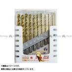 sankyo Corporation 日用品 H&H 六角軸チタンドリルセット 三共コーポレーション
