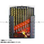 sankyo Corporation 日用品 H&H 六角軸コバルトドリルセット 三共コーポレーション