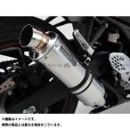 BMS RACING FACTORY R-EVO スリップオン 政府認証 サイレンサー:ステンレス YZF R-25