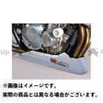 Magical Racing アンダーカウル タイラップ止め 材質:FRP製・白 CB1300スーパーフォア CB1300スーパーボルドール