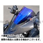 送料無料 マジカルレーシング ディアベル スクリーン関連パーツ バイザースクリーン STDタイプ 平織りカーボン製 スモーク
