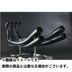 M-TEC中京 MRS Multi メガホンワークスタイプ4本出しマフラー ブラック CB750K0〜K6 CB750Four