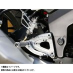 BABYFACE バックステップキット カラー:ゴールド CBR125R