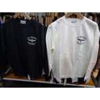 SALE!! アコースティック ACOUSTIC A.C. AIR FORCE ロングスリーブ長袖Tシャツ AC20313