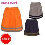 Yahoo!STAGEONE【50%OFF!セール】ビバハート / VIVA HEART 春夏モデル(レディース) 【吸水速乾・ストレッチ】サラサラ素材♪インナーパンツ付きスカート