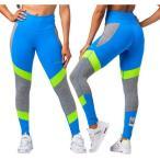 ヨガウェア ZUMBA ヨガパンツ ズンバウェア トレーニング フィットネス エアロビクス エアロビクスウェア ランニングウェア 美脚 ダンス衣装 ズボン  a-055
