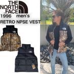 ノースフェイス ダウン ベスト メンズ 700フィル レトロ ヌプシ NF0A3JQQ アウター THE NORTH FACE MEN'S 1996 RETRO NPSE VEST