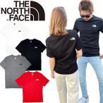 ノースフェイス Tシャツ シンプルドーム 半袖 カットソー メンズ レディース ロゴ NF0A2TX5 THE NORTH FACE SIMPLE DOME TEE