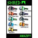 在庫商品 15-16シュレッド ゴーグル AMAZIFY SHRED アマズフィ スキー