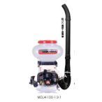 丸山製作所 背負動旅行散布機 「極飛」 MDJ3001-15 軽量 背負式 コンパクト 低振動 静穏 散布機