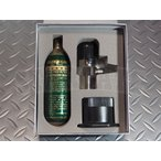サンプロジェクト グリーンガス74g専用 レギュレーターセット 圧力調整器 SP-8000