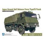 1/72 ミリタリーモデルキット No.02 陸上自衛隊 73式大型トラック 3トン半