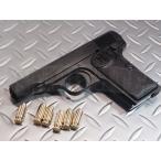 マルシン モデルガン 完成品 M1910 PFCブローバック仕様 ブラックABS
