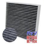 エアコンフィルター パッソ M700A M710A 用 SCF-1012A トヨタ 活性炭入 車 車用エアコンフィルター エアコン フィルター交換 交換フィルター
