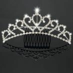 Yahoo! Yahoo!ショッピング(ヤフー ショッピング)ティアラ ウェディング ヘアアクセサリー 発表会 結婚式 ゴージャス 髪飾り  クラウン ミニティアラ 女の子 王冠 フォーマル 子供 プリンセス