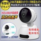 防犯カメラ Wifi 監視カメラ 200万画素 ネットワークカメラ SDカード録画 スマホ対応 ベビーモニター スマホ対応 ペットカメラ ベビーモニター 介護 暗視 監視