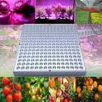 LED植物育成 45W 225LED  最新のSMD使用 植物育成ライト 水耕栽培 パネルライト 園芸 プラントライト  レッド&ブルー