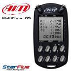 AIM/エイム ストップウォッチ Multicron05 4台同時計測可能