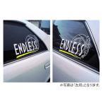 ENDLESS(エンドレス) デモカーステッカー