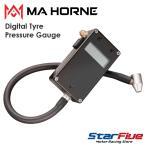 MA HORNE エアゲージ デジタル タイヤ空気圧計測 エムエーホルン