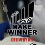 MAKE WINNER レーシングスーツクリーニングサービス デリバリーキット