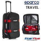 スパルコ キャリーバッグ TRAVEL (トラベル) Sparco 2020年モデル