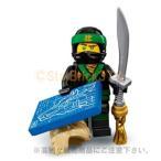 レゴ(LEGO)ニンジャゴーザ・ムービーミニフィグ:Lloyd