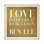 【輸入盤】BEN LEE ベン・リー/LOVE IS THE GREAT REBELLION(CD)