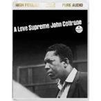 【輸入版】JOHN COLTRANE ジョン・コルトレーン/LOVE SUPREME (BLU-RAY AUDIO)(Blu-ray)