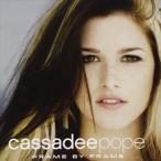 【輸入盤】CASSADEE POPE キャサディー・ポープ/FRAME BY FRAME(CD)