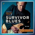 輸入盤 WALTER TROUT / SURVIVOR BLUES [2LP]