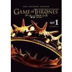 ゲーム・オブ・スローンズ 第二章: 王国の激突 セット1(DVD)