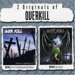 【輸入盤】OVERKILL オーヴァーキル/NECROSHINE-FROM THE UNDERGROUND(CD)