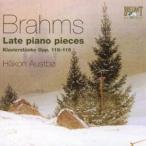 輸入盤 HAKON AUSTBO / BRAHMS : LATE PIANO PIECES [CD]