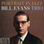 ͢���� BILL EVANS TRIO / PORTRAIT IN JAZZ [CD]