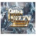 輸入盤 THIN LIZZY / LIVE 2012 : O2 SHEPHERDS BUSH EMPIRE LONDON [2CD]