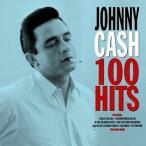 【輸入盤】JOHNNY CASH ジョニー・キャッシュ/100 HITS(CD)