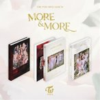 ͢���� TWICE / 9TH MINI ALBUM �� MORE �� MORE [CD]