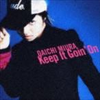三浦大知/Keep It Goin' On(CD+DVD)(CD)