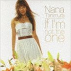谷村奈南/If I'm not the one/SEXY SENORITA(CD+DVD ※「If I'm not the one」収録/ジャケットA)(CD)