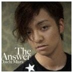 三浦大知/The Answer(CD+DVD/ジャケットA)(CD)