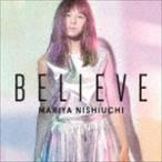 西内まりや/BELIEVE(通常盤/CD(スマプラ対応))(CD)