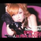 浜崎あゆみ / STEP you/is this LOVE?(CD+DVD) [CD]