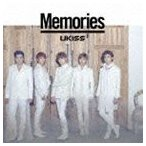 U-Kiss/Memories(初回生産限定盤)(CD)