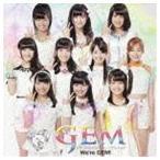 GEM/We're GEM!(CD+DVD)(CD)