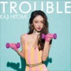 加治ひとみ / TROUBLE(CD+DVD) [CD]